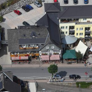 Luftbild 27.08.2013 in Willingen (Upland) (Hessen, Deutschland). Foto: Michael Printz / PHOTOZEPPELIN.COM