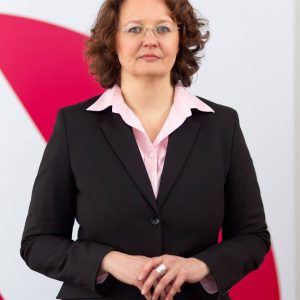 Sabine Hanzen-Paprotta Pressesprecherin Agentur für Arbeit Dortmund Foto: Michael Printz / PHOTOZEPPELIN.COM