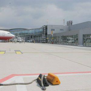 Freitag, 27. Juni 2008 - Dortmund Airport eröffnet Terminal West pünktlich zum Ferienbeginn, es können bis zu 450 Fluggäste gleichzeitig abgefertigt werden. Foto: Michael Printz / PRINTZ.NET